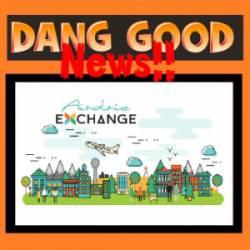 Airdrie Exchange Website