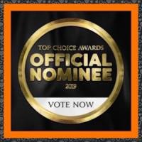 Top Choice Carpet cleaning Award Nominee