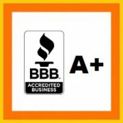 Accreditation with the better Business Bureau