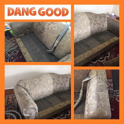 Silk Look Sofa Upholstery Cleaning