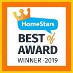 Duct Cleaning - HomeStars Best Of Award Winner 2019