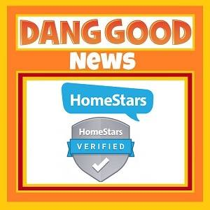 Dang Good is a HomeStars Verified Business