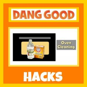 Oven Cleaning Hack – Clean your Oven without Harsh Chemicals