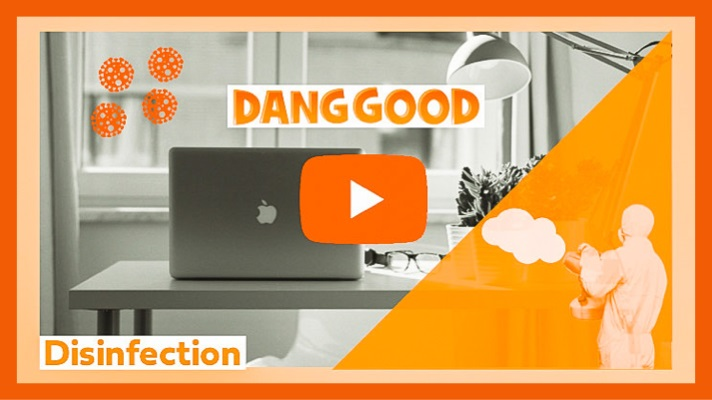 Video on our Sanitization and Disinfection Services