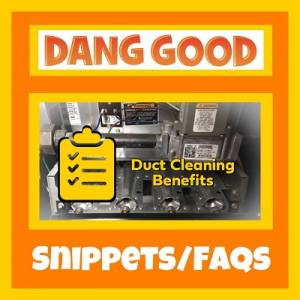 7 Benefits of Duct Cleaning in Calgary