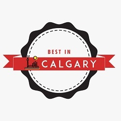 1st in the Best in Calgary Carpet Cleaning category