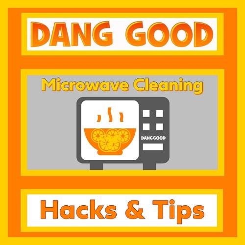Six Easy Microwave Cleaning Hacks