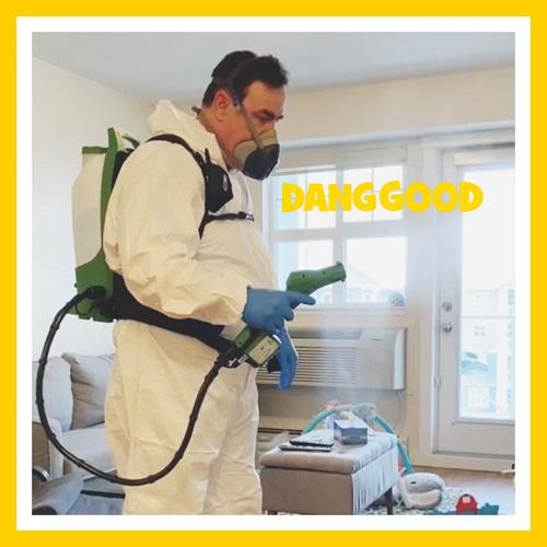 Sanitizing a Customer Home
