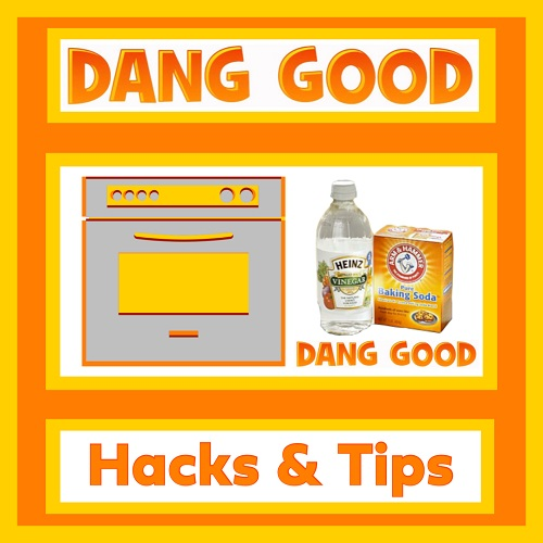 An Oven Cleaning Hack with Household Products